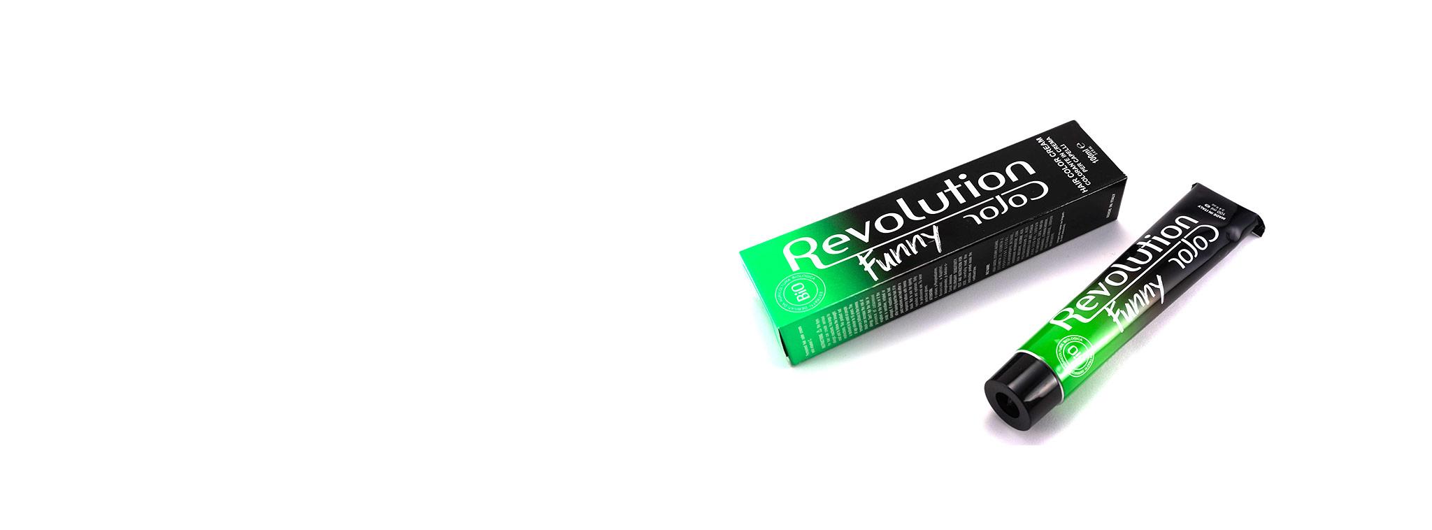 REVOLUTION FUNNY